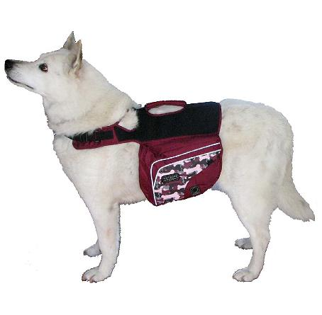 Excursion Dog Backpack Kyjen Outward Hound - Small - Active Dogs