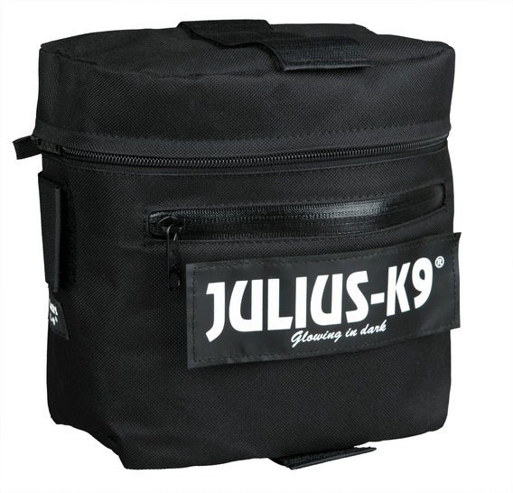 Julius K9 Sidebags Removable Backpack For Harness