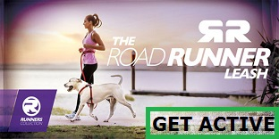 hands free jogging leads for dogs