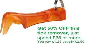tick remover - tick away for pets