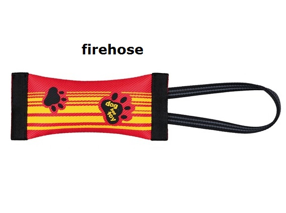 Fire Hose Material Dog Toy